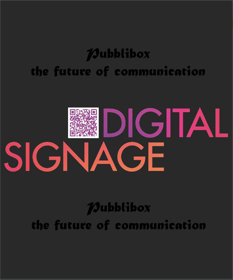 PAGINA 1 PRESENTAZIONE PUBBLIBOX